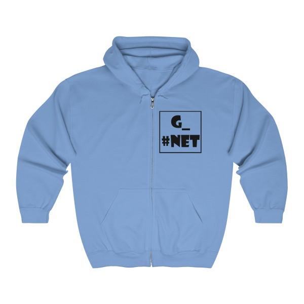 Gadget Net UK Unisex Heavy Blend™ Full Zip Hooded Sweatshirt 4