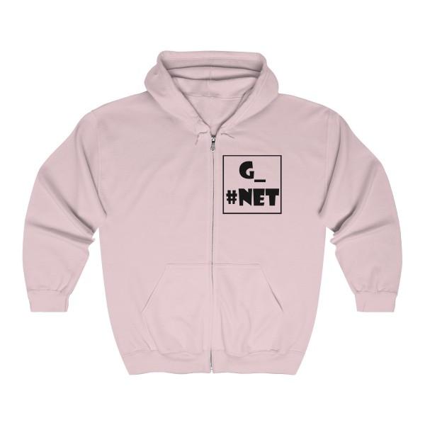Gadget Net UK Unisex Heavy Blend™ Full Zip Hooded Sweatshirt 9