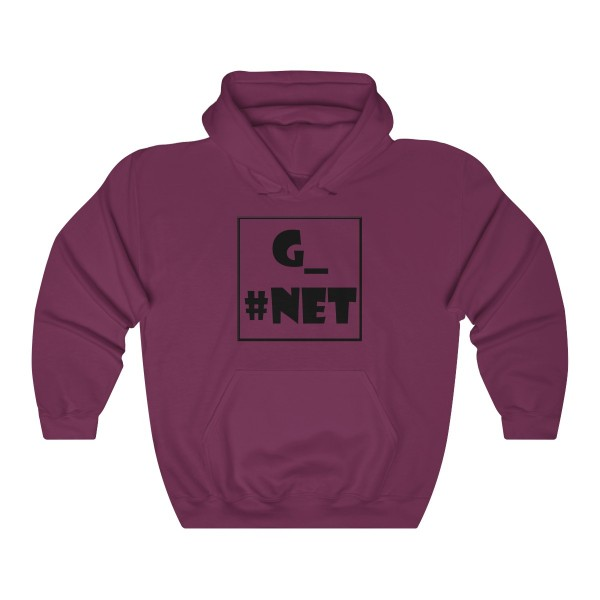 Gadget Net UK Unisex Heavy Blend™ Hooded Sweatshirt 9