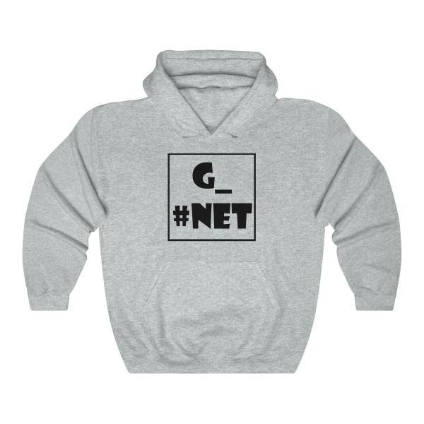Gadget Net UK Unisex Heavy Blend™ Hooded Sweatshirt 1