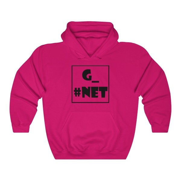 Gadget Net UK Unisex Heavy Blend™ Hooded Sweatshirt 8
