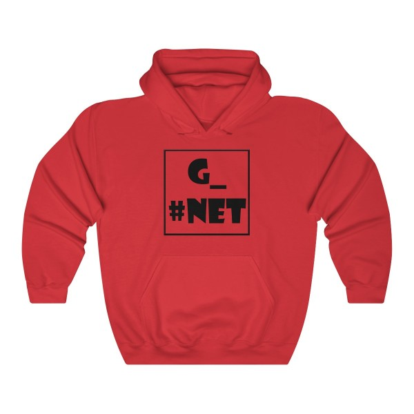 Gadget Net UK Unisex Heavy Blend™ Hooded Sweatshirt 11