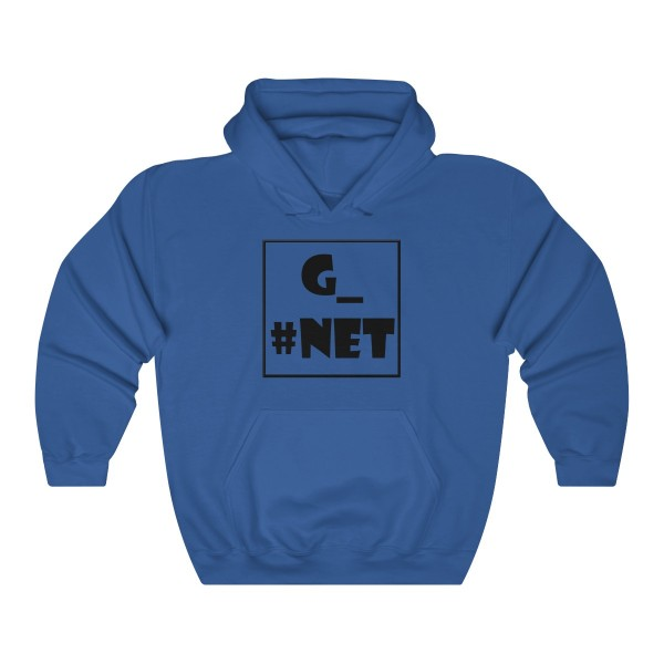 Gadget Net UK Unisex Heavy Blend™ Hooded Sweatshirt 5