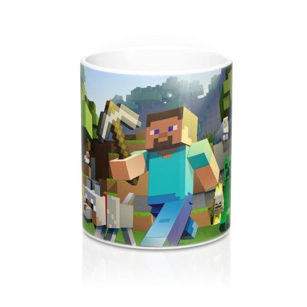 Minecraft Mug 11oz 1
