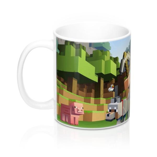 Minecraft Mug 11oz 2