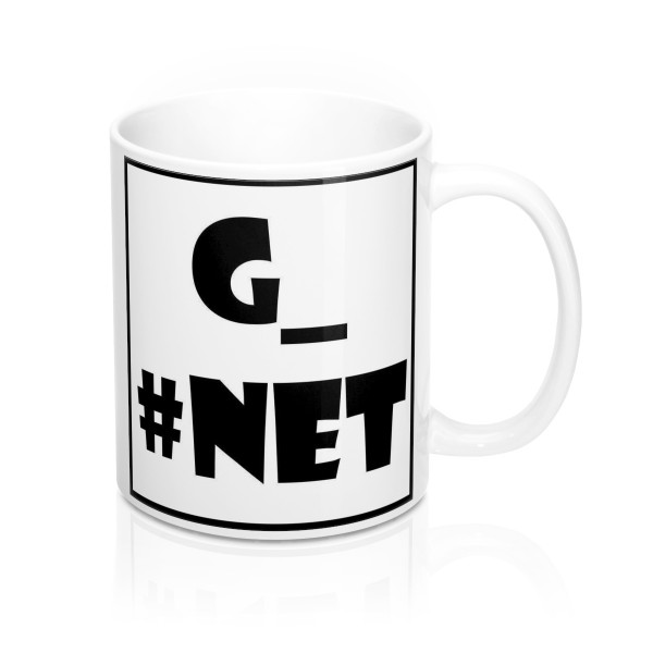 Gadget Net UK Mug 11oz 1
