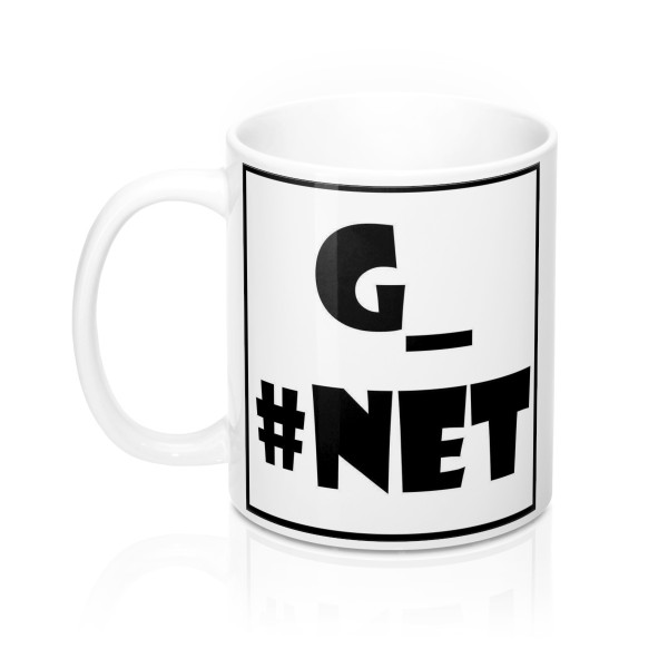 Gadget Net UK Mug 11oz 3