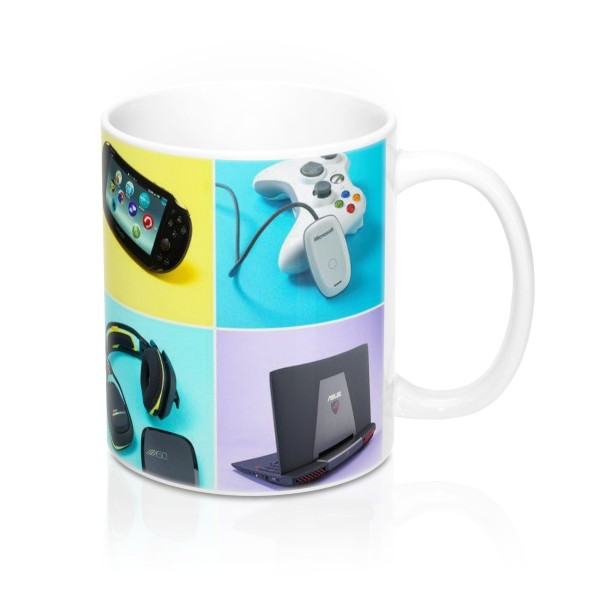 Gadget Mug 11oz 1