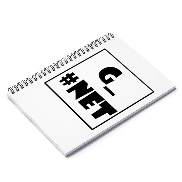 Spiral Notebook - Ruled Line 2