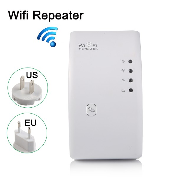 Wireless Wifi Extender 300 Mbps 7