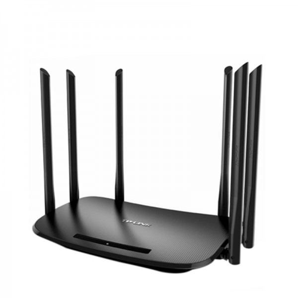Wireless Wi-Fi Router with Six Antennas 3