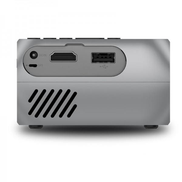 Home Theater Mini Projector 5