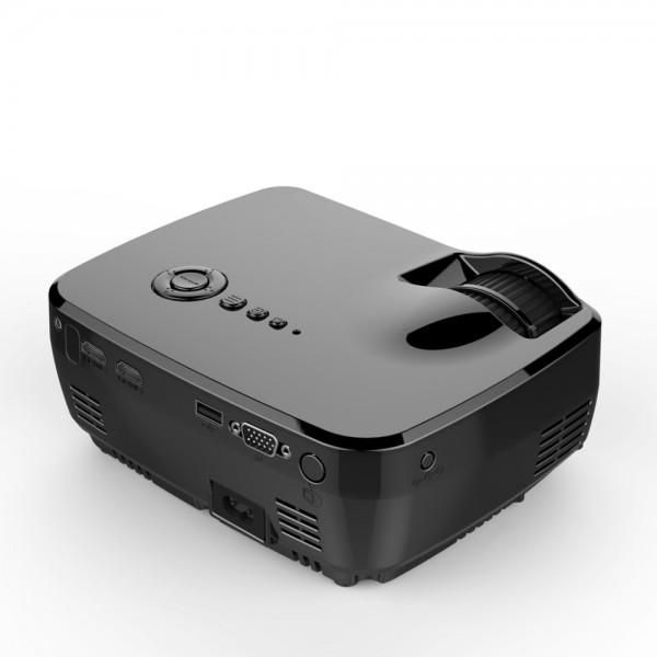 WiFi Bluetooth Portable Mini Smart Projector 5