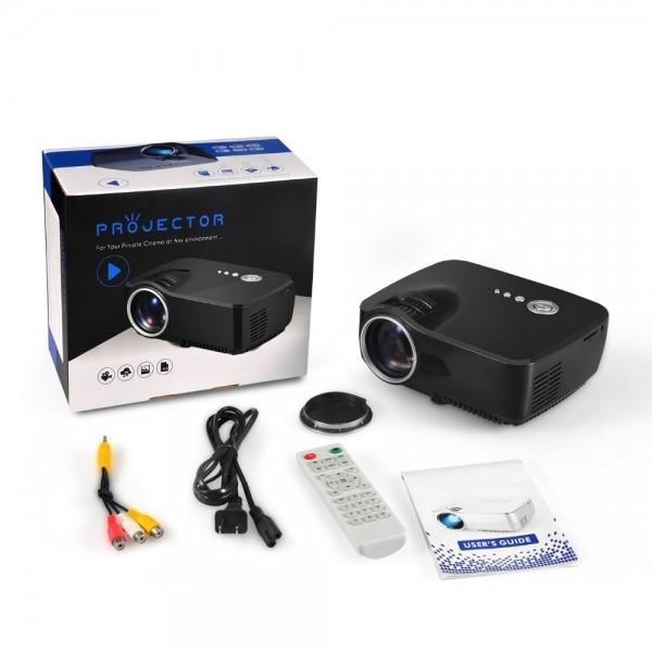 WiFi Bluetooth Portable Mini Smart Projector 7