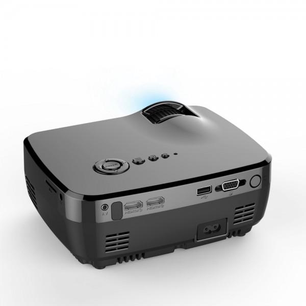 WiFi Bluetooth Portable Mini Smart Projector 3