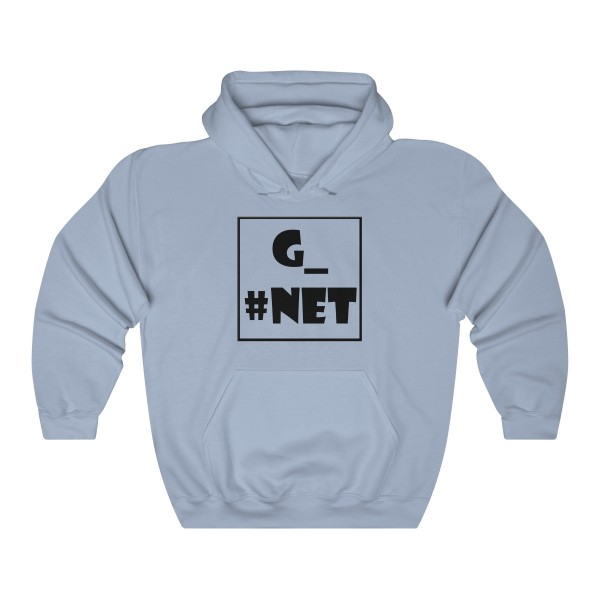 Gadget Net UK Unisex Heavy Blend™ Hooded Sweatshirt 3