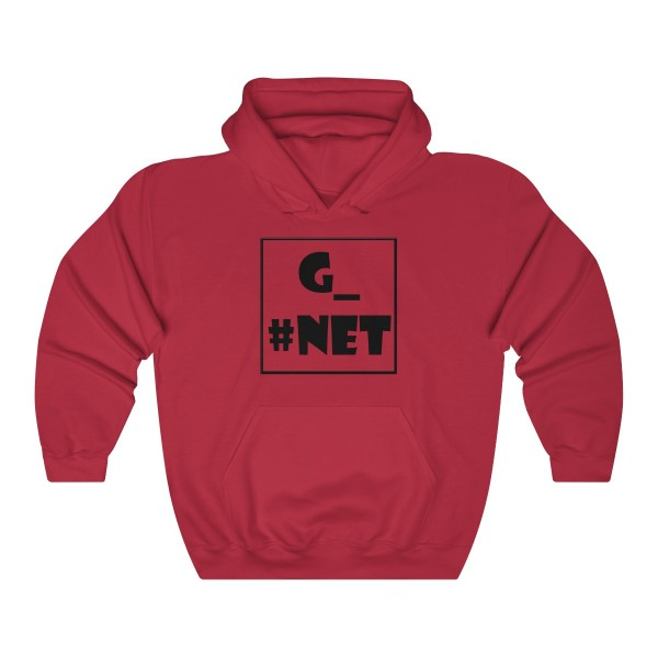 Gadget Net UK Unisex Heavy Blend™ Hooded Sweatshirt 12