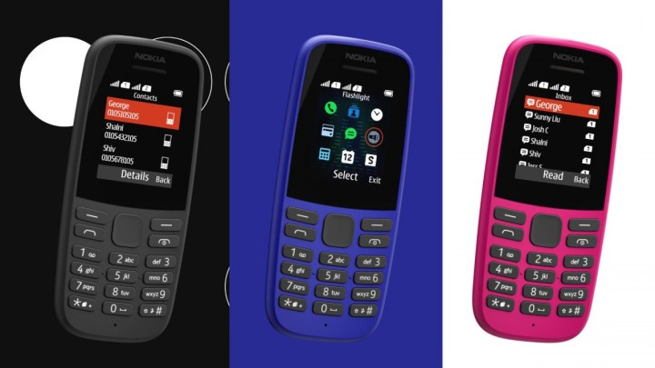 Introducing the new Nokia 105