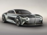 The Bentley EXP 100 GT The Future of Grand Touring Bentley