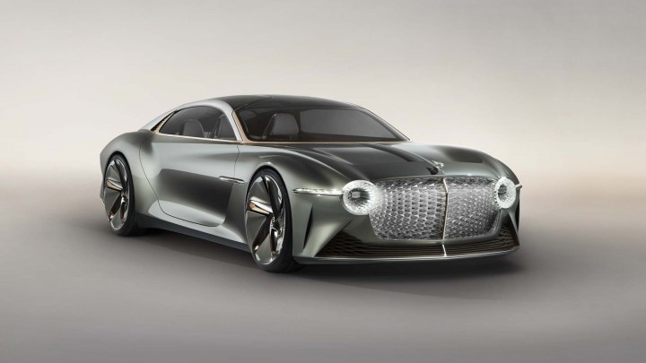 The Bentley EXP 100 GT : The Future of Grand Touring | Bentley