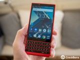 Hands On BlackBerry KEY2 Red Edition