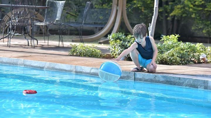 That's alarming – make a splash with this amazing pool alarm!