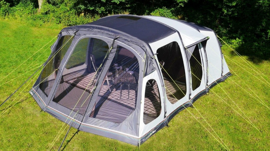Inflatable Tents – How awesome!