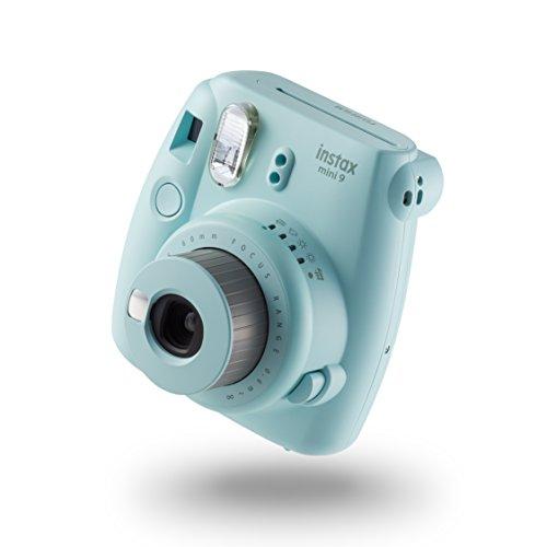 instax Mini 9 Camera with 10 Shots - Ice Blue 1