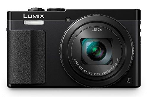 Panasonic Lumix DMC-TZ70EB-K Compact Digital Camera - Black 1