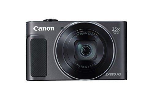 Canon PowerShot SX620 HS Digital Camera - Black 1