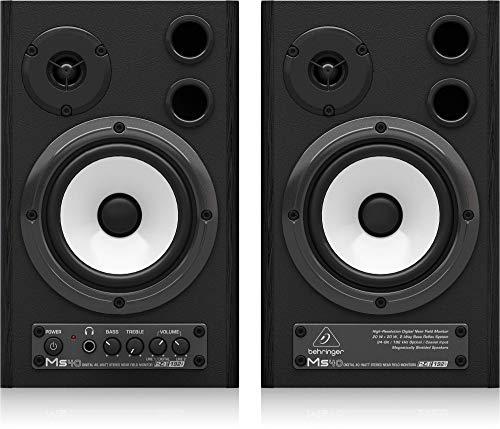 Behringer MS40 Digital Monitor Speakers 1