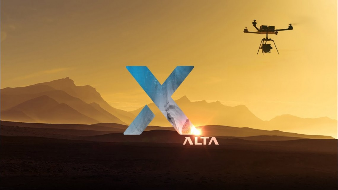 Introducing ALTA X – The world's toughest drone