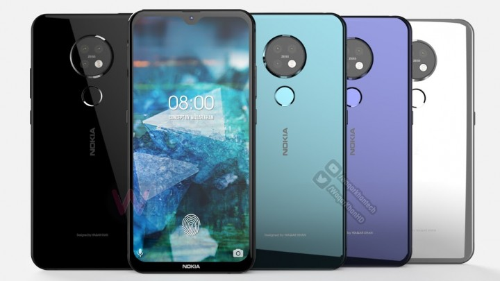 Nokia 7.2 – Go and create