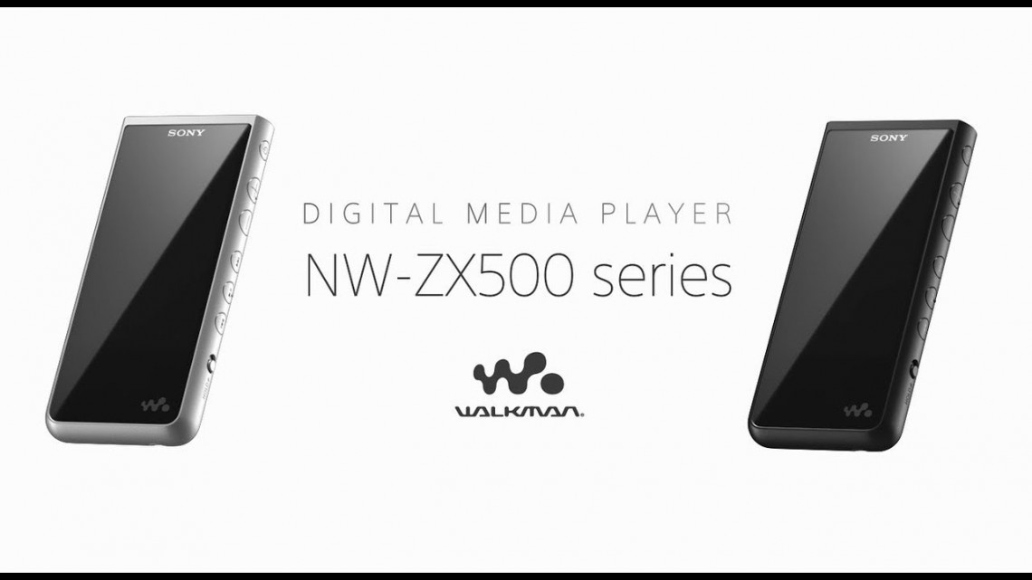 Sony | Walkman® NW-ZX500 Series Official Product Video