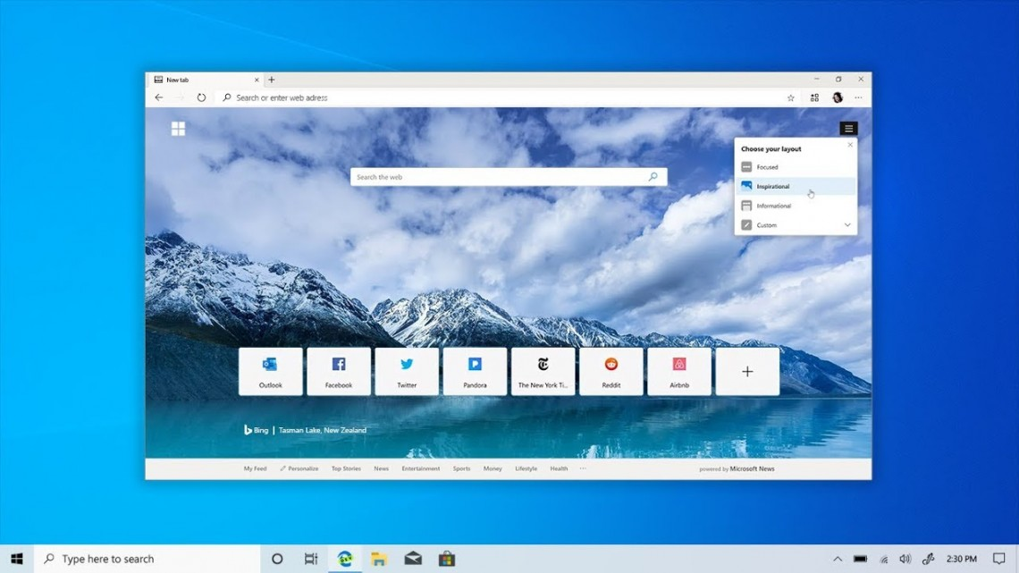 The future of Microsoft Edge