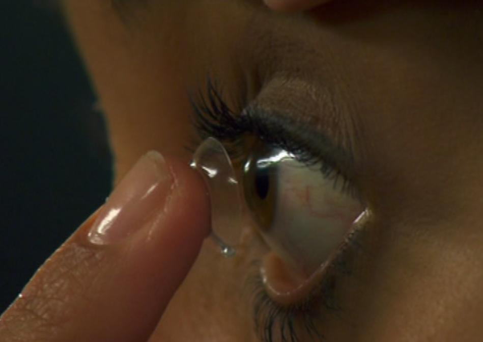 Torchwood Contact Lenses