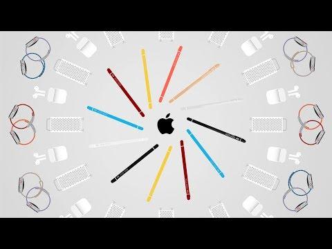 Wonderful tools — Apple