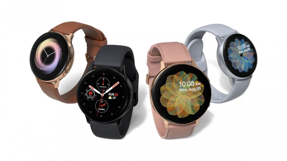 Galaxy Watch Active2: Design