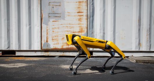 Spot Launch – BostonDynamics