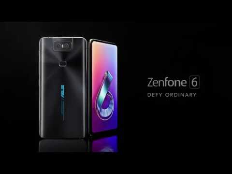 Introducing ZenFone 6 brand new color – Matte Black | ASUS