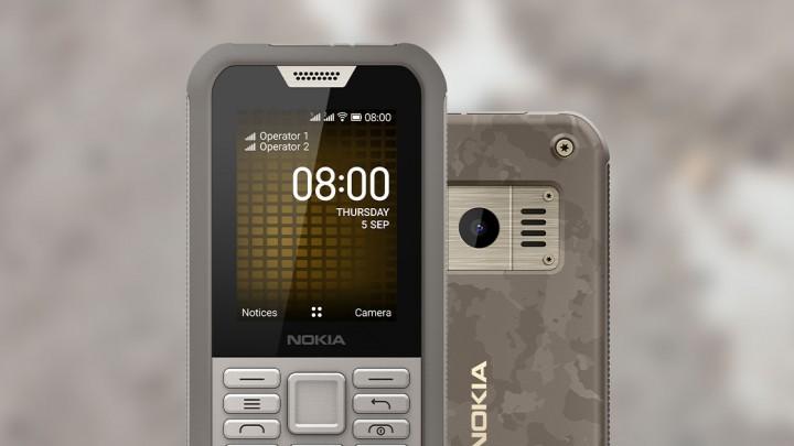 Nokia 800 Tough – One Tough Phone 