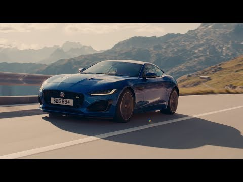 Introducing the New Jaguar F-TYPE