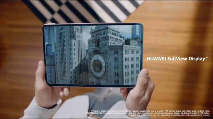 Huawei MatePad Pro – the World's most powerful 5G tablet