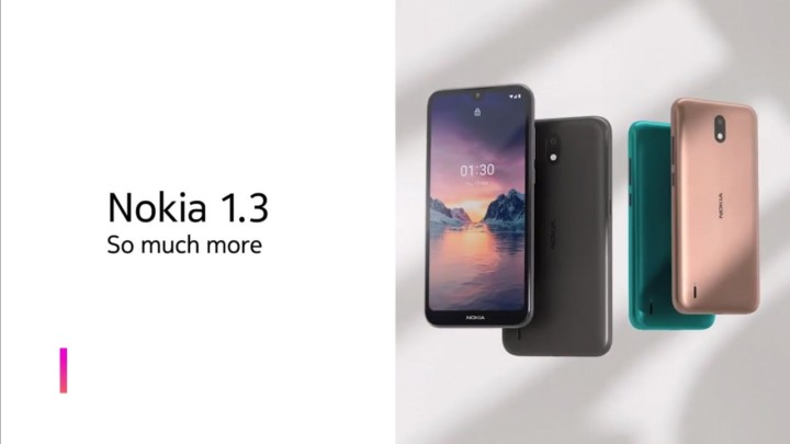 Nokia 1.3 – So much more