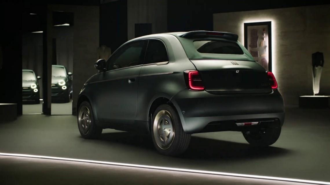 New Fiat 500 Giorgio Armani