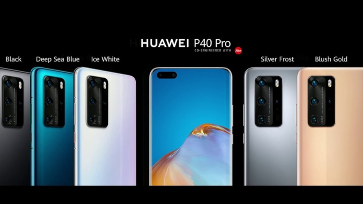 HUAWEI P40 Series – The Arrival of #VisionaryPhotography