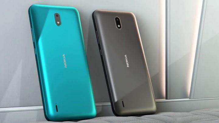 Nokia C2 – Live big. Live bold.