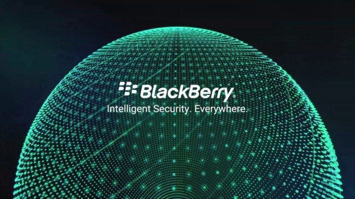 BlackBerry. Intelligent Security. Everywhere.