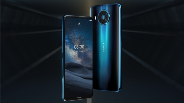 Nokia 8.3 5G – Elevate your creativity