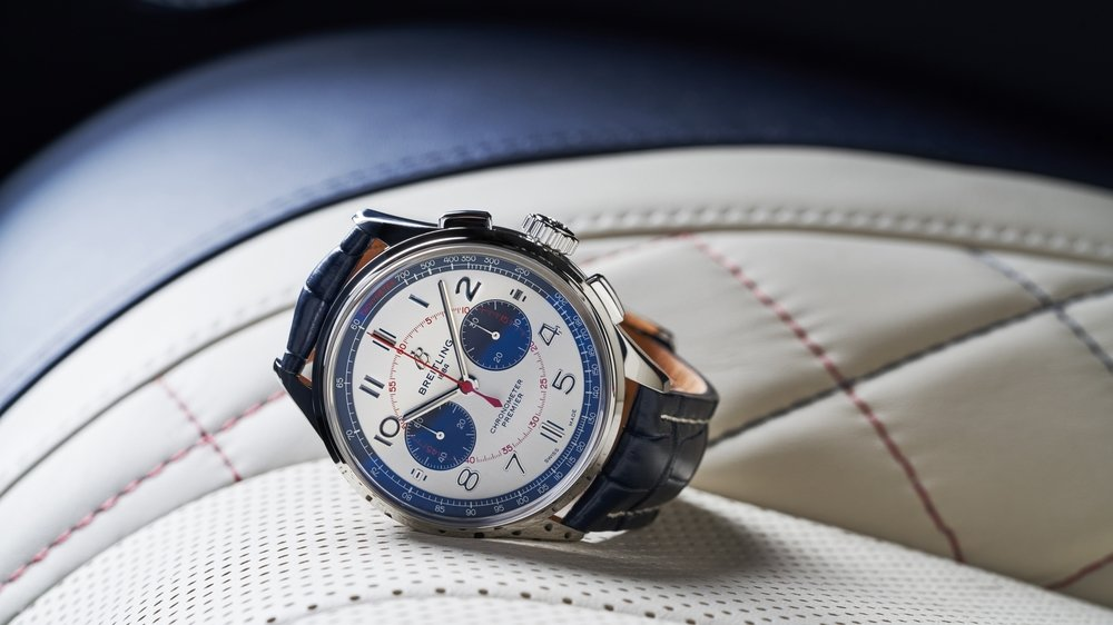 Breitling for Bentley Premier Mulliner Edition Watch | Bentley